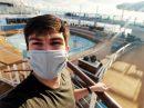 VIRAL - Riley on ship